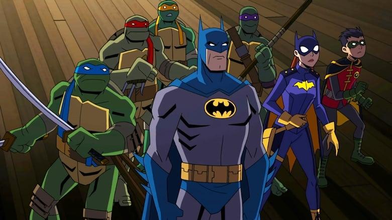 Batman vs. Teenage Mutant Ninja Turtles'