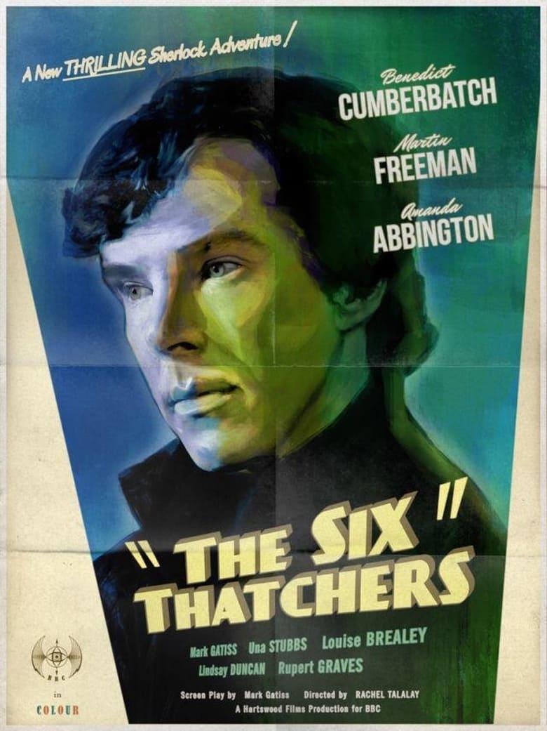 Sherlock -  The Six Thatchers