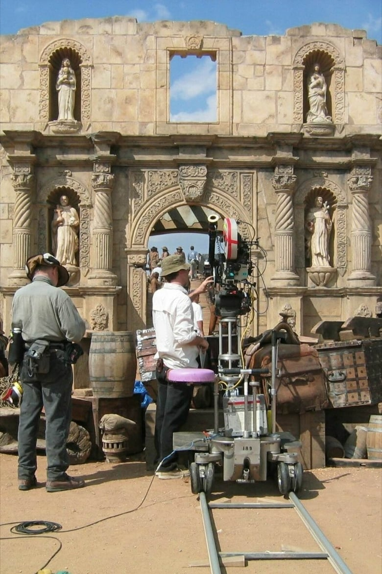 Return of the Legend: The Making of 'The Alamo'