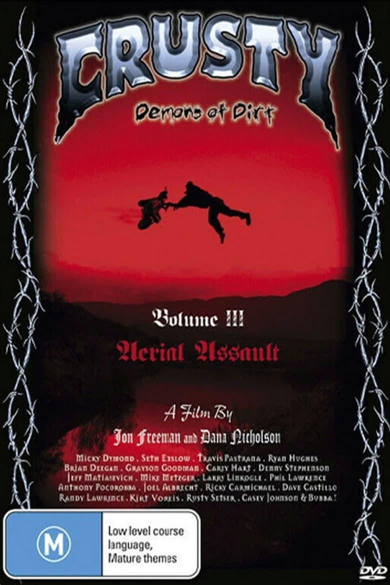 Crusty Demons of Dirt 3: Aerial Assault