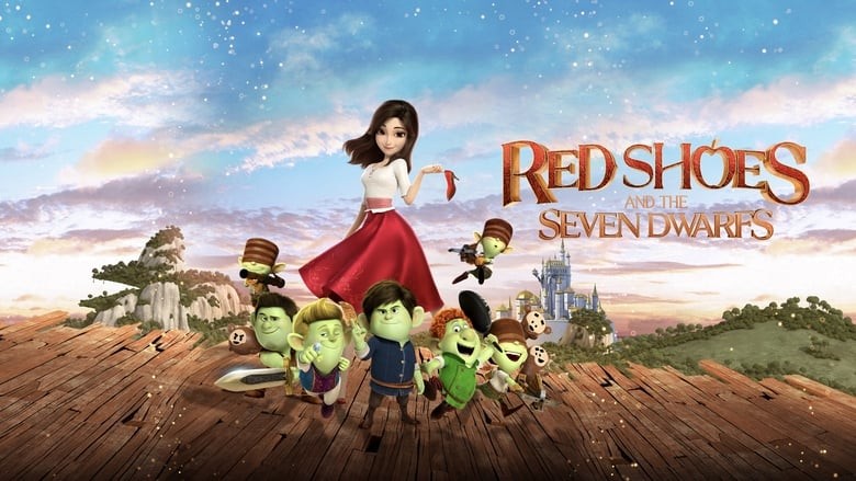 Watch Red Shoes And The Seven Dwarfs Full Movie HD Online Free