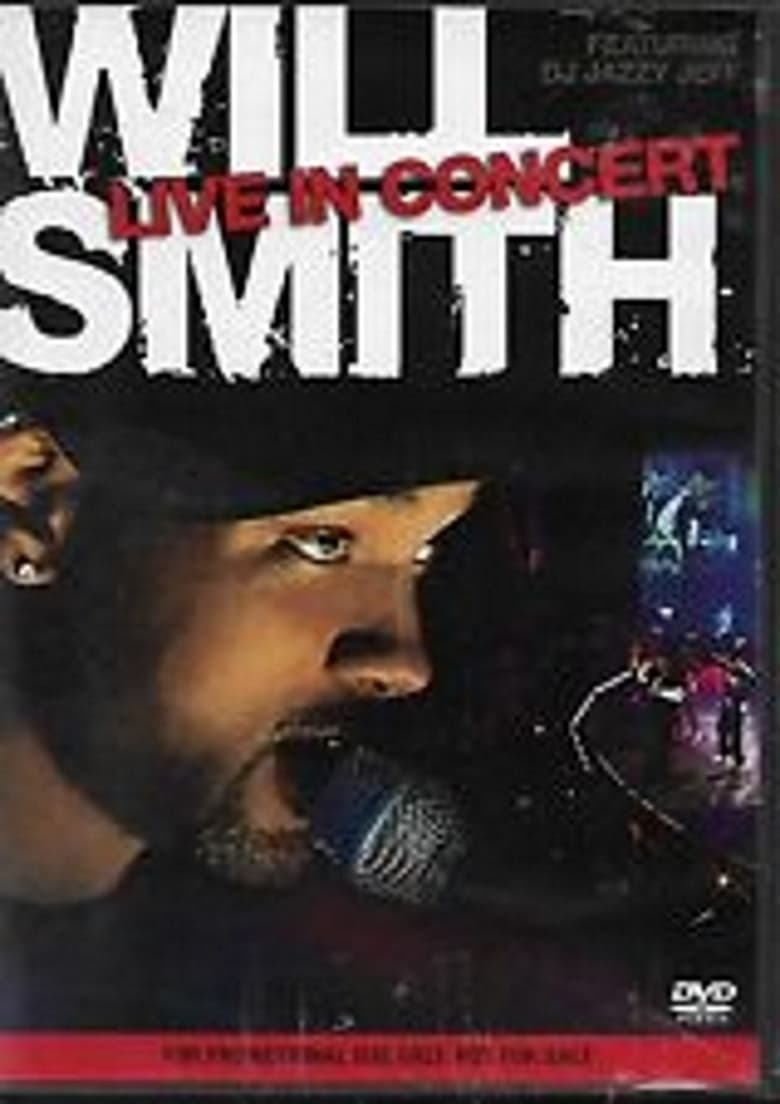 Will Smith: Live in Concert