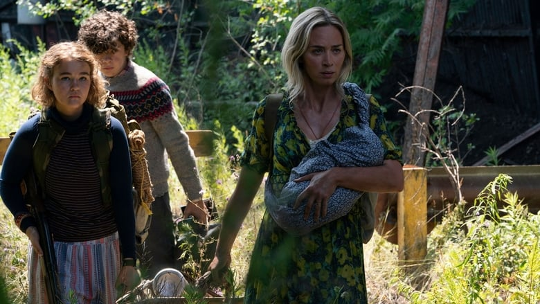 Watch A Quiet Place Part Ii Full Movie Online Free