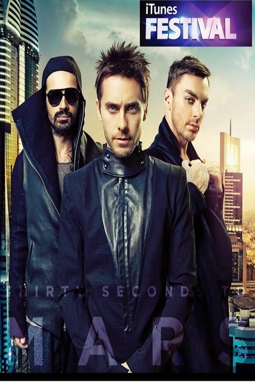 30 Seconds To Mars - iTunes Festival