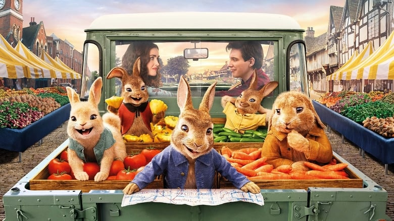 Watch Peter Rabbit 2: The Runaway Full Movie HD Online Free