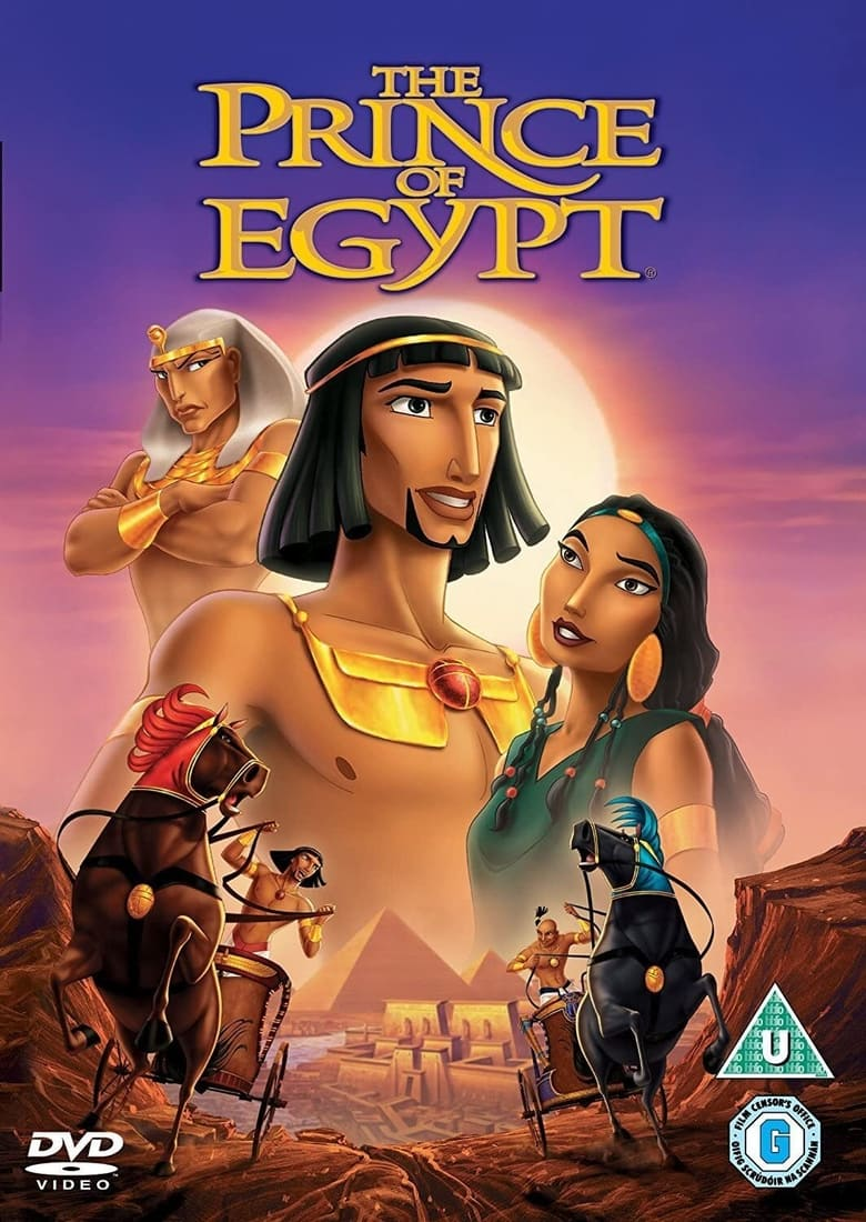 The Prince of Egypt: From Dream to Screen