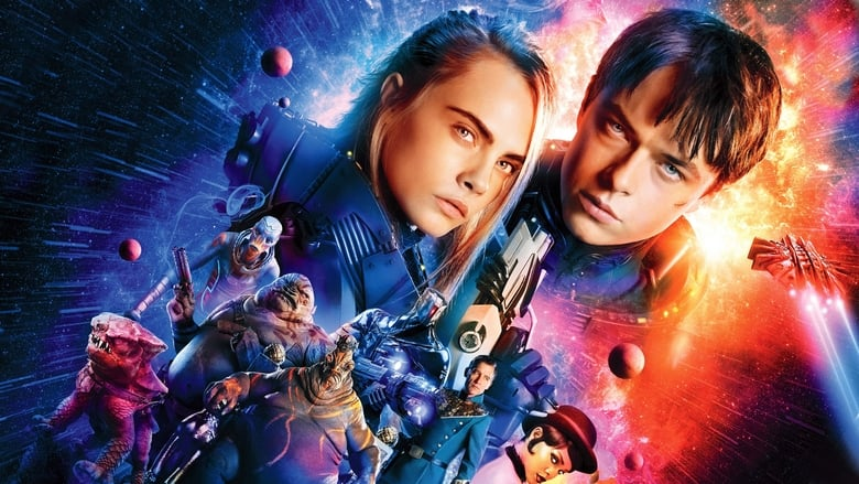 Watch Valerian And The City Of A Thousand Planets Full Movie Online Free