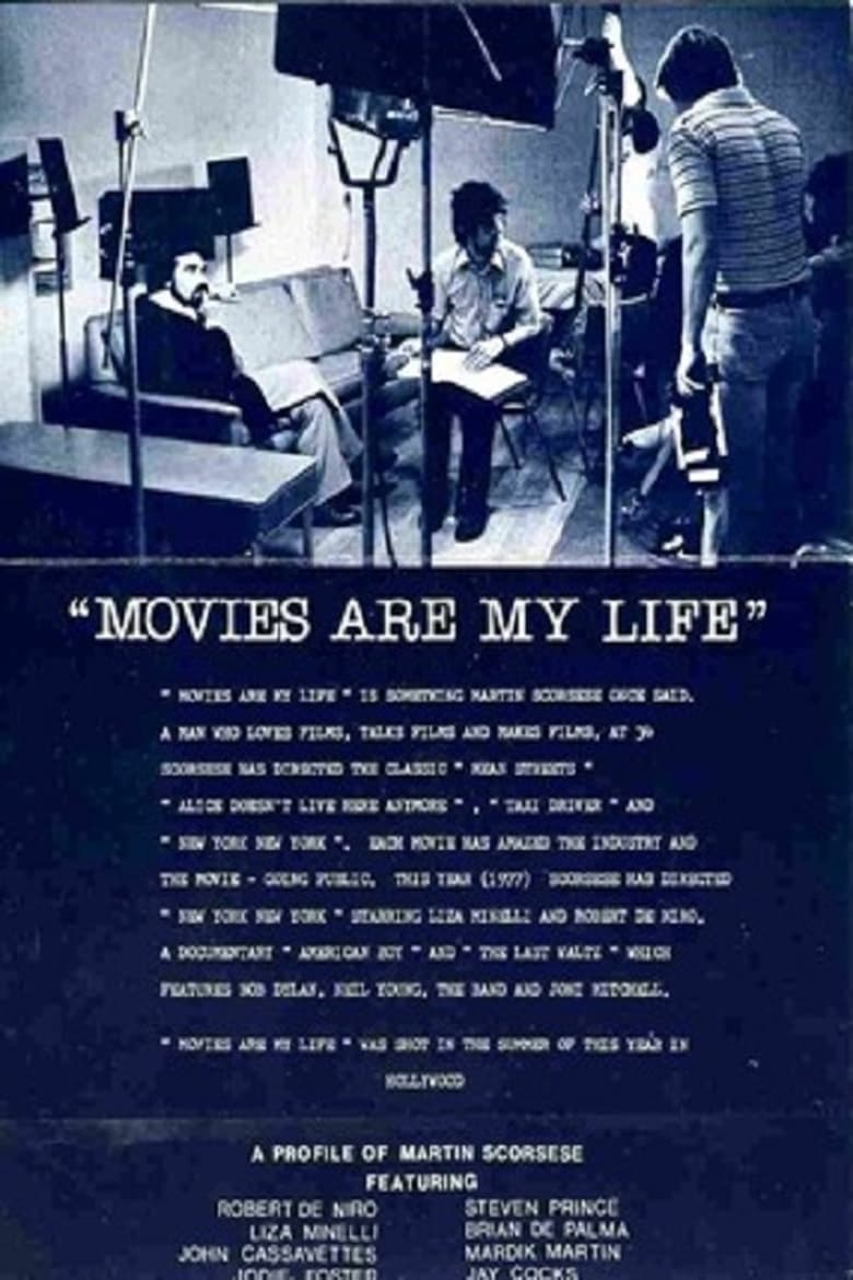 Movies Are My Life: A Profile on Martin Scorsese
