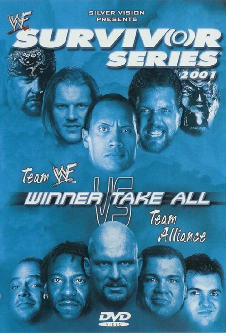 WWE Survivor Series 2001