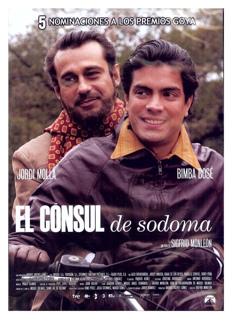 The Consul of Sodom