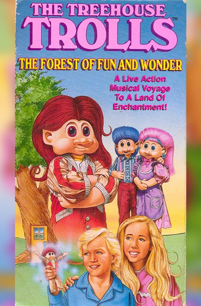 The Treehouse Trolls: The Forest of Fun and Wonder