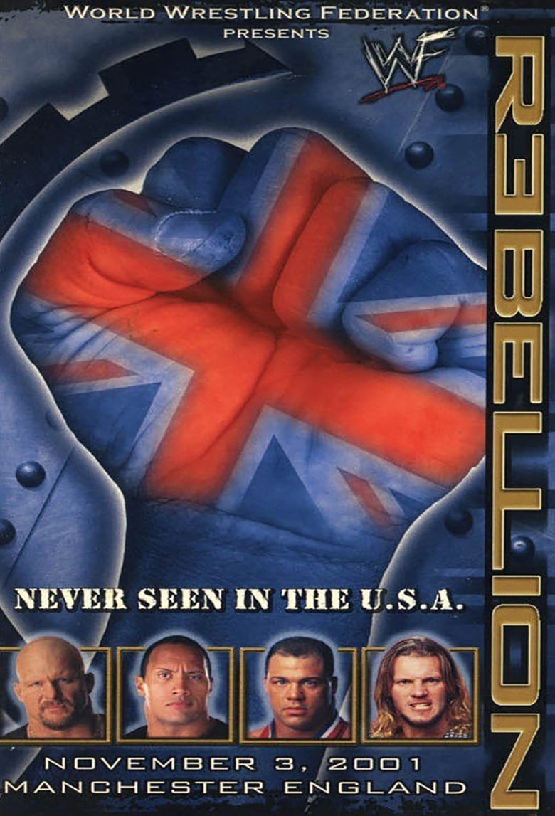 WWE Rebellion 2001