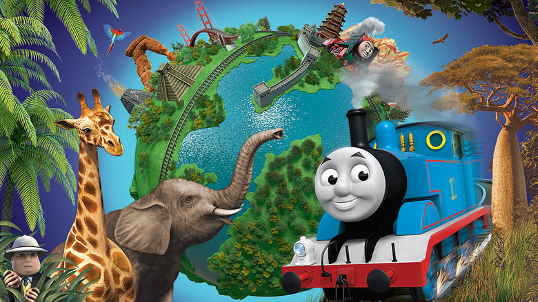 Watch Thomas & Friends: Big World! Big Adventures! The Movie Full Movie HD Online Free