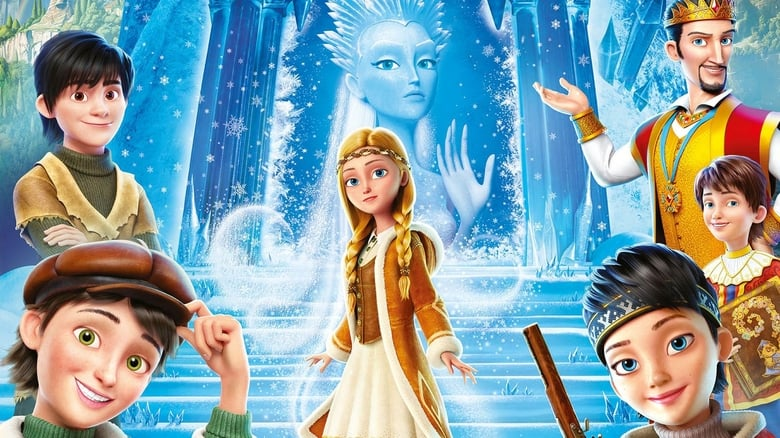Watch The Snow Queen: Mirror Lands Full Movie HD Online Free