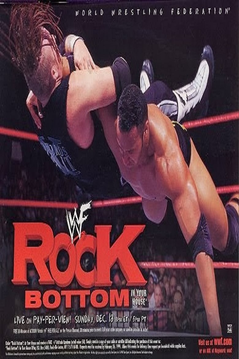 WWE Rock Bottom: In Your House