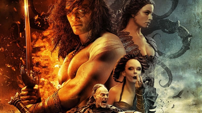 Poster Conan the Barbarian 2011