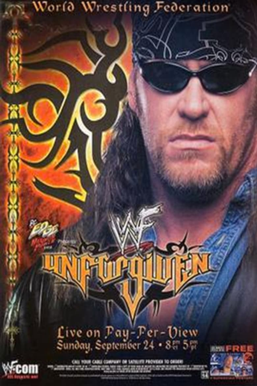 WWE Unforgiven 2000