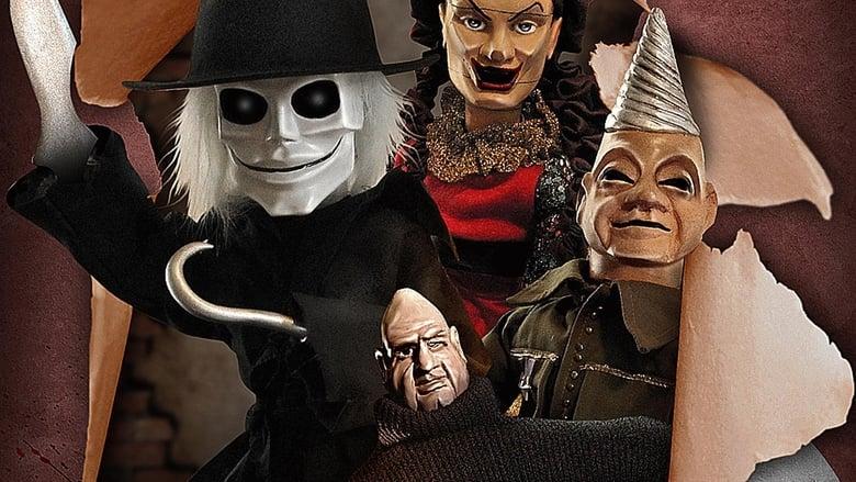 Znalezione obrazy dla zapytania puppet master franchise
