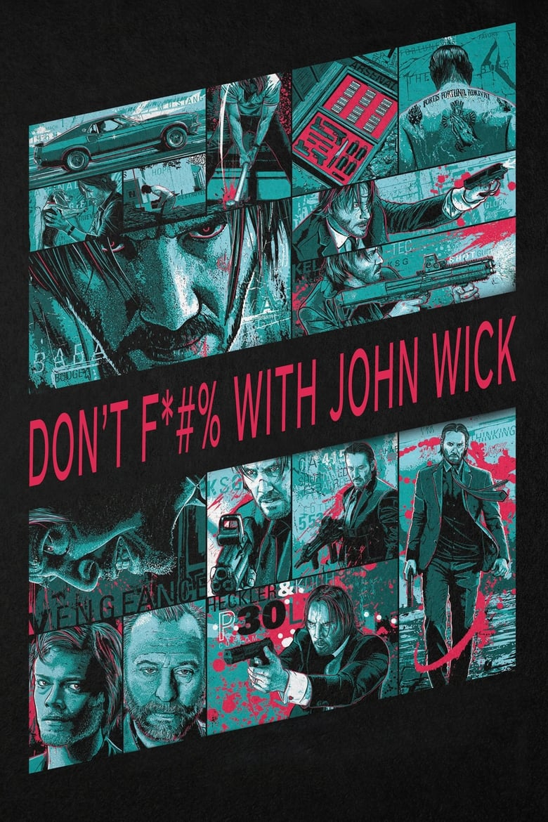 Don't F*#% With John Wick