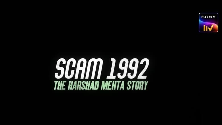 Scam 1992 - The Harshad Mehta Story