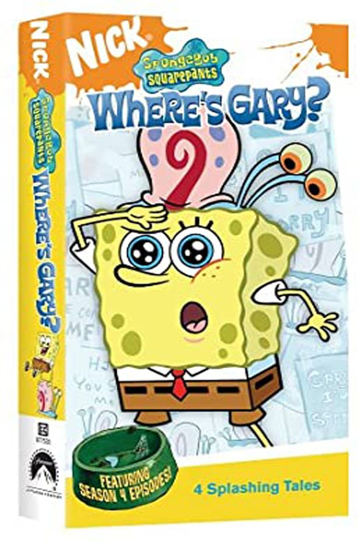 SpongeBob SquarePants: Where's Gary?
