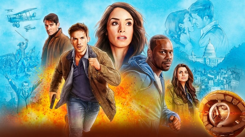 Watch Timeless HD Free TV Show