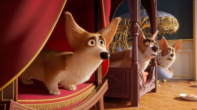 Watch The Queen's Corgi Full Movie HD Online Free