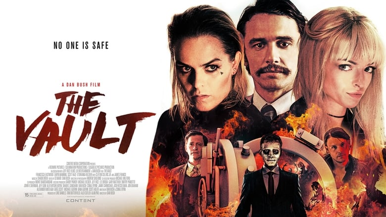 Watch The Vault Full Movie Online Free