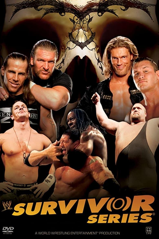 WWE Survivor Series 2006