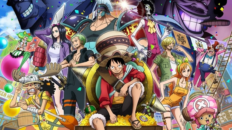 Watch One Piece: Stampede Full Movie HD Online Free