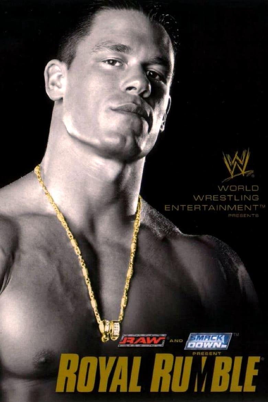 WWE Royal Rumble 2004
