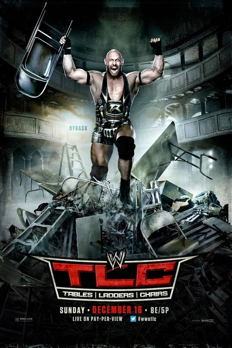 WWE TLC: Tables Ladders & Chairs 2012