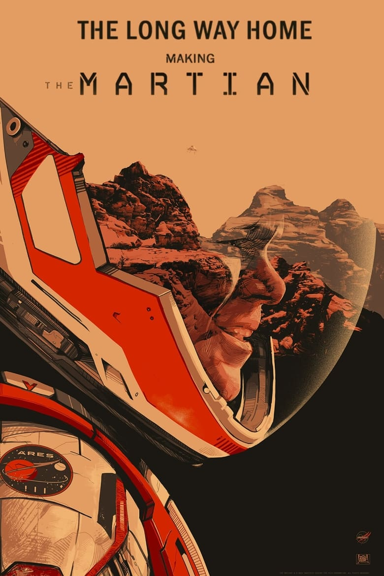 The Long Way Home: Making 'The Martian'