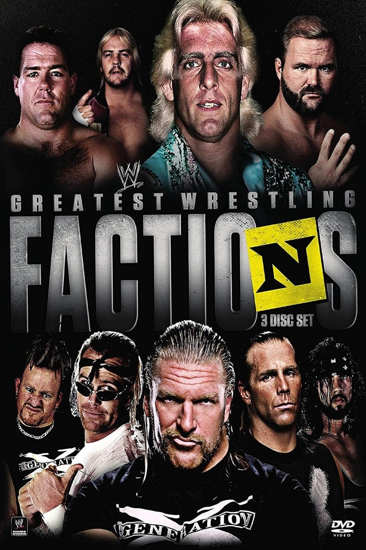 WWE Greatest Wrestling Factions