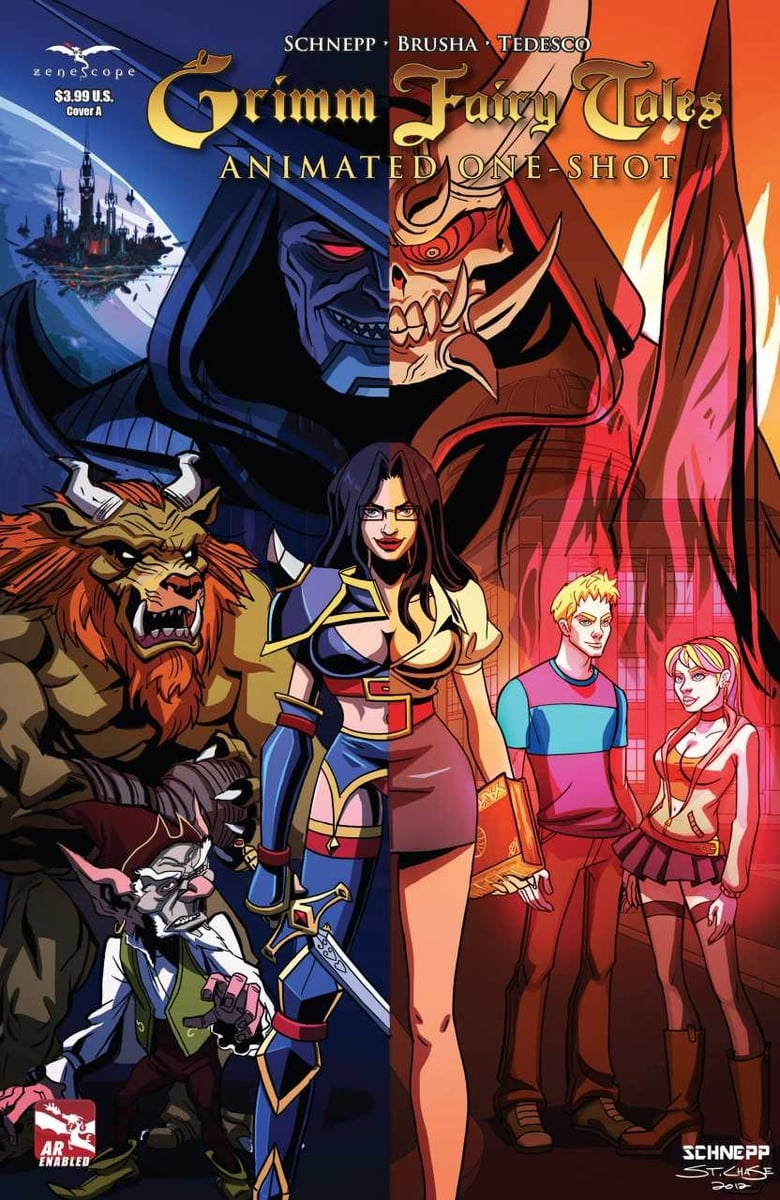 Grimm Fairy Tales Animated