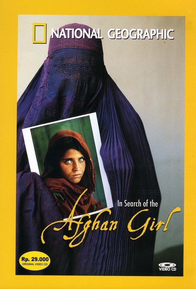 National Geographic : Search for the Afghan Girl