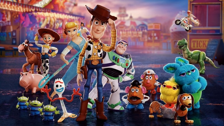 Toy Story 4'