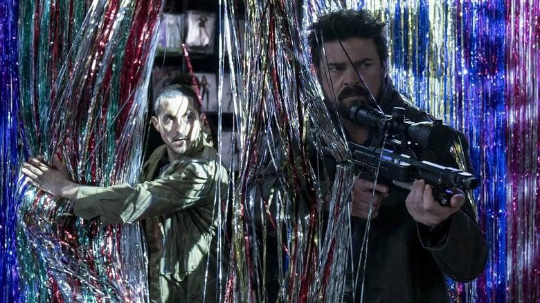黑袍糾察隊 第2季 第2集   iMovie4U電影線上看