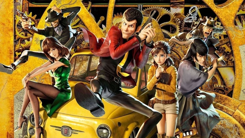 Watch Lupin Iii: The First Full Movie HD Online Free