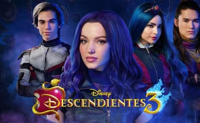 Descendientes 3 Videos 9tube Tv Cute766
