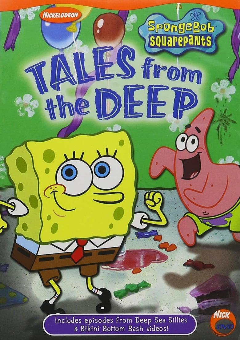 Spongebob Squarepants Tales from the Deep