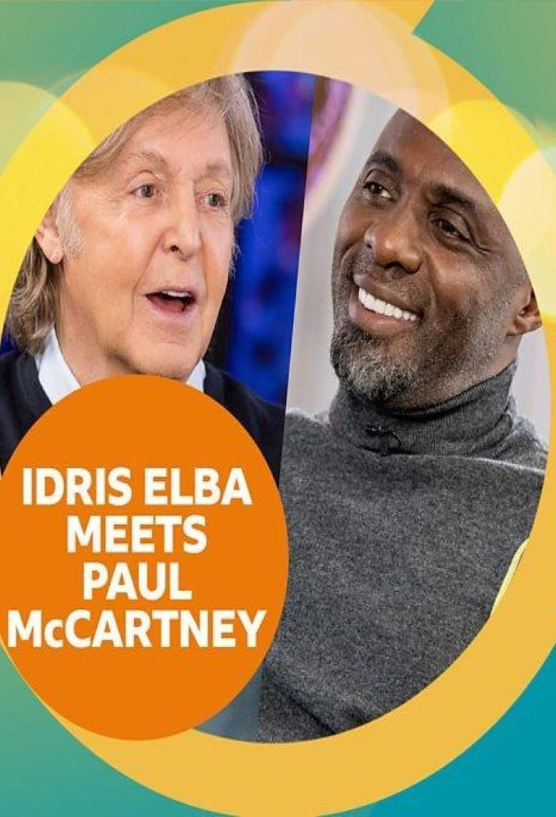 Idris Elba Meets Paul McCartney