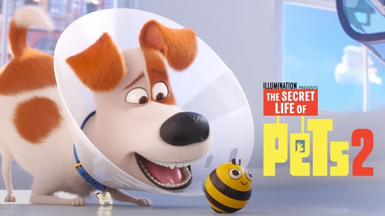 Poster The Secret Life of Pets 2 2019