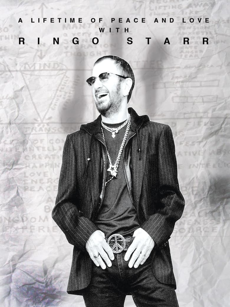 Ringo Starr: A Lifetime of Peace and Love