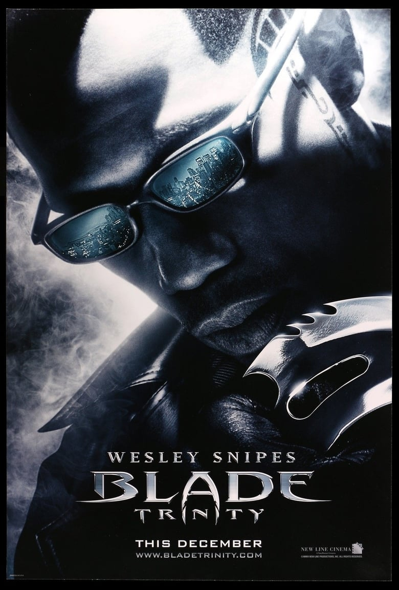 Nightstalkers, Daywalkers, and Familiars: Inside the World of 'Blade Trinity'