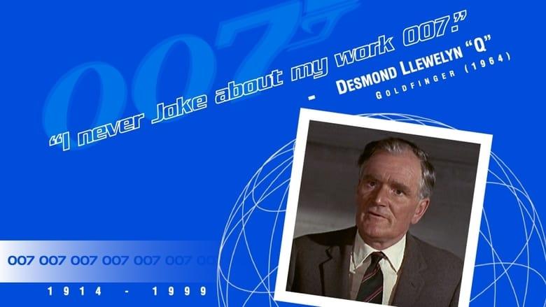 Tribute to Desmond Llewelyn