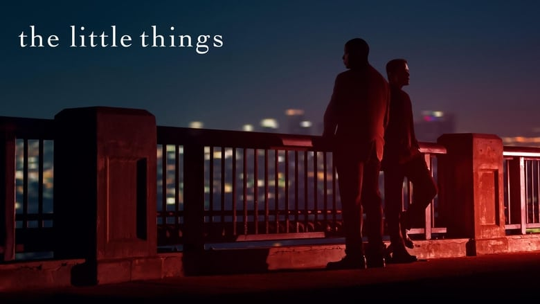 Poster The Little Things 2021