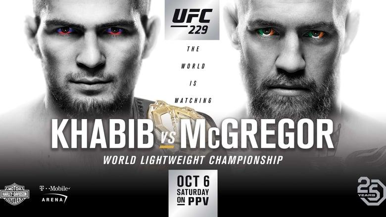 UFC 229: Khabib vs. McGregor'