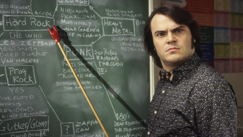 Watch School Of Rock Full Movie Online Free