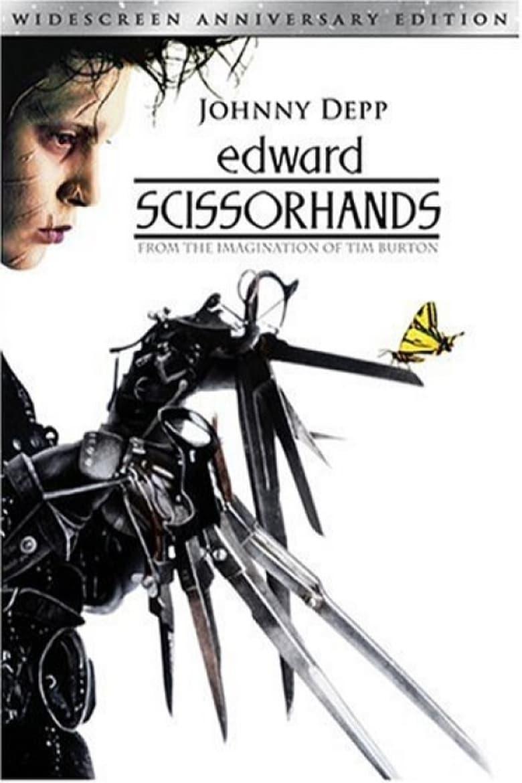 The Making of Edward Scissorhands